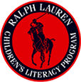 THE RALPH LAUREN CHILDREN'S LITERACY LOGO