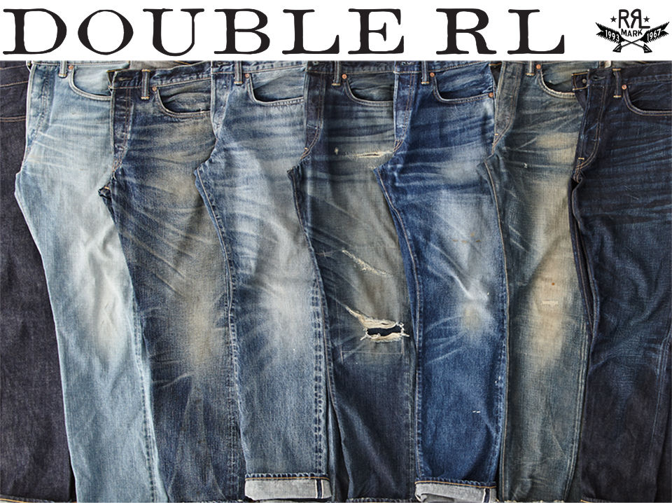 Double RL Denim