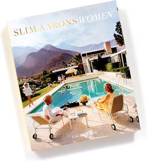 Cover of the photography book Slim Aarons: Women