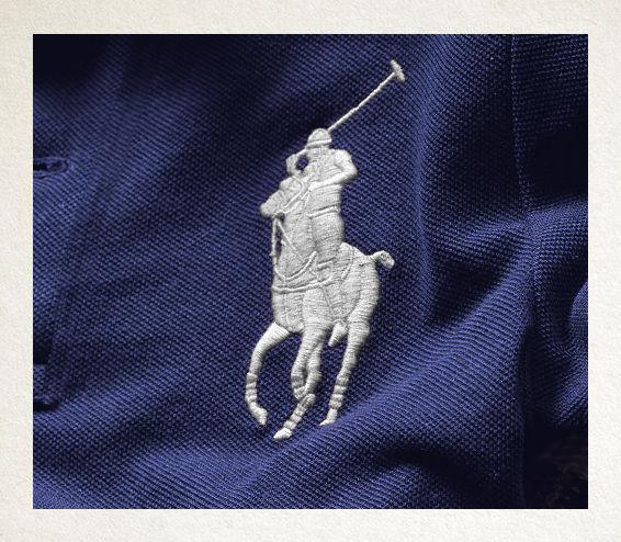 ralph lauren in my pony