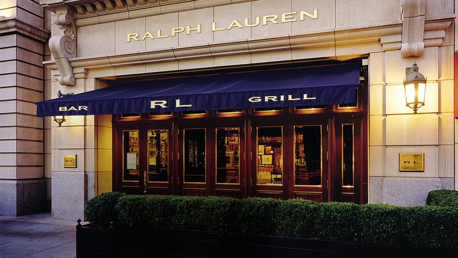 Ralph Lauren Restaurant Paris